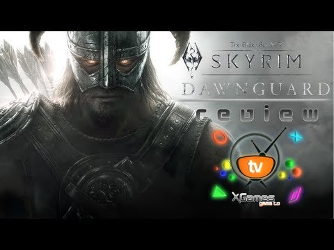 Обзор The Elder Scrolls V Skyrim - Dawnguard (Review)