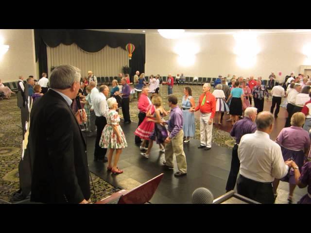"06 GARY SHOEMAKE SINGS ""MY BOOGIE SHOES"" AT 2013 PA STATE SQ & ROUND DANCE CONVENTION"