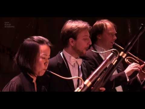 "Beethoven ""Symphony no 2"" (Allegro molto) The New Dutch Academy"