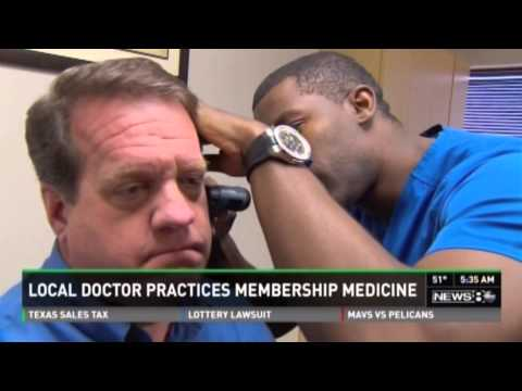 12/11/14 - Dr. James on WFAA: The New Concierge Medicine