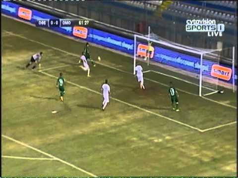 Othellos Athienou - Omonia Nicosia FC