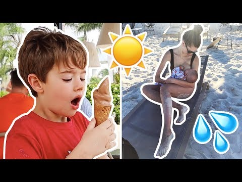 Will Dad Ever Find The Perfect Ice Cream? | Family Vacation