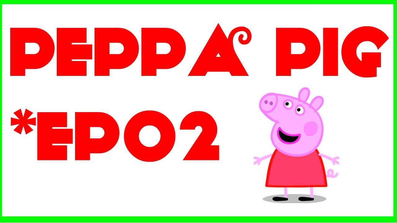 Peppa Pig 2014 Peppa Pig Full English Games Compilation