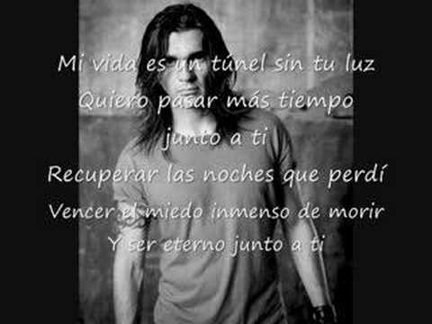 video que hice con fotos de juanes y la cancion Nada valgo sin tu amor con letras (with lyrics)