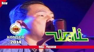 "WALI - ""PUASKAH"" LIVE KONSER LAMPUNG TENGAH 2014"