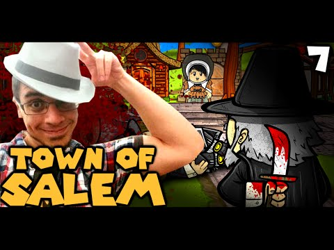 The GodFather Returns! (The Derp Crew: Town of Salem - Part...