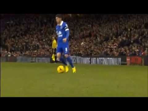 Arsenal vs Everton 1:1 Highlights 8/12/2013