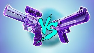 NEUER REVOLVER VS DEAGLE | Neues Update | Fortnite Battle Royale