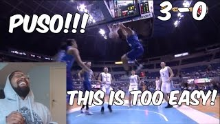 WHERES THE COMPETITION?!! Philippines vs Malaysia 2017 SEABA Highlights Reaction!