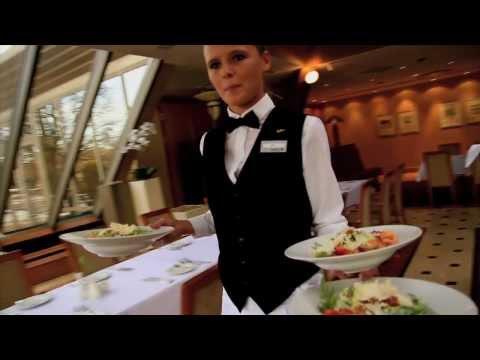 Restaurant Piramida in Radisson Blu Ridzene Hotel