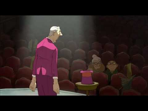 TRAILER: The Illusionist by Sylvain Chomet