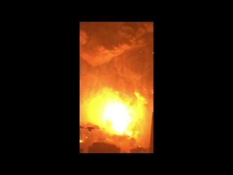 TIANJIN BOOTLEG FIREWORKS
