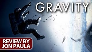Gravity - Gravity -- Movie Review #JPMN