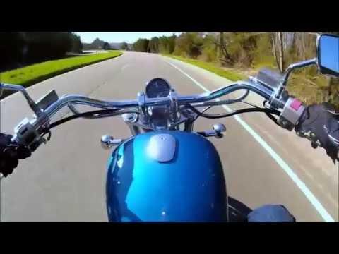 Suzuki Intruder VS800 Review
