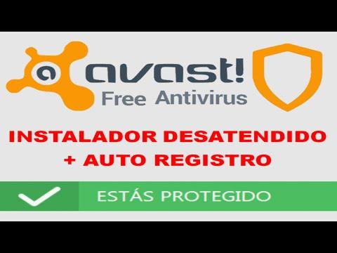 Avast! Free Antivirus 2015.11.1.2241 + Registro Instalador desatendido (Español/Multilanguage)