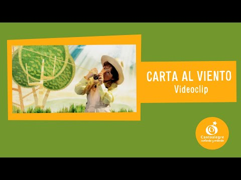 CARTA AL VIENTO - CANTOALEGRE