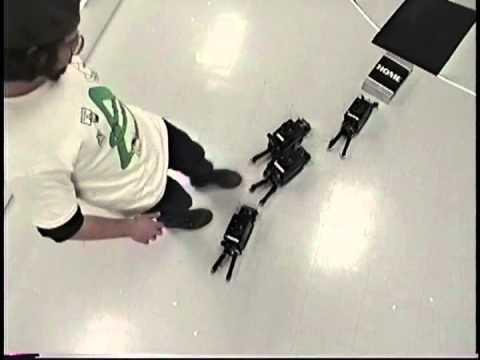 Robot Chaining