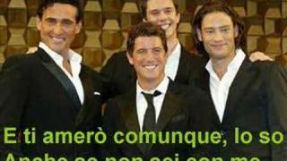 Watch Il Divo Ti Amero video