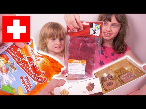 [DEGUSTATION SUISSE] Produits d'une fan Suisse - Studio Bubble Tea unboxing swiss food