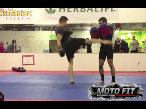 What Does Training for a MMA Cage Fight Look Like? (Raw Footage) Image 1