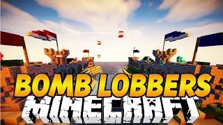 "Minecraft TNT WARS (BOMB LOBBERS) ""NO SWIM ZONE!"" #1"