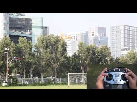 DJI Naza M New Feature Demo