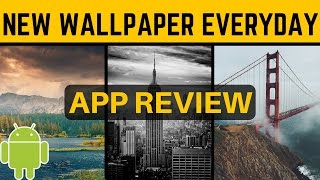 Android Automatic Wallpaper Changer App - Google Wallpapers Review and How-to