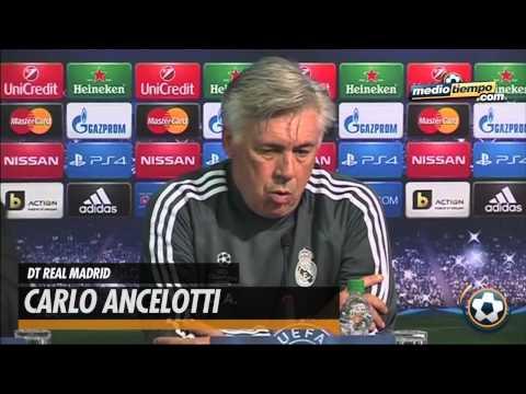 'CR7', el mejor jugador que he entrenado: Ancelotti
