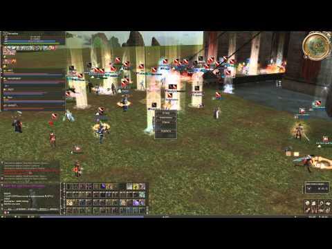 [Lineage 2] Сообщество Империя; Битва за Замок.
