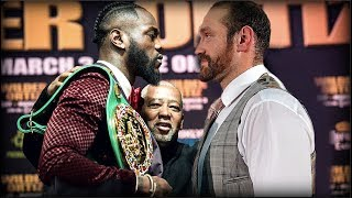 Wilder Vs. Fury - BEEF IN THE HEAVYWEIGHT DIVISION