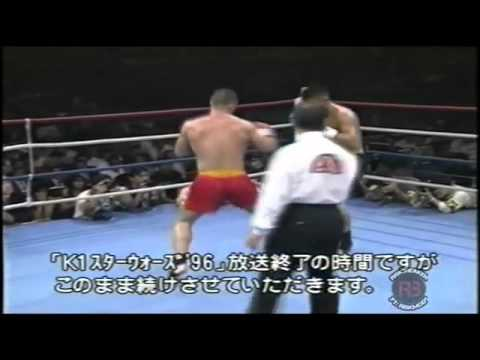 Andy Hug vs. Masaaki Satake - WKA Muay Thai World Titlefight Image 1