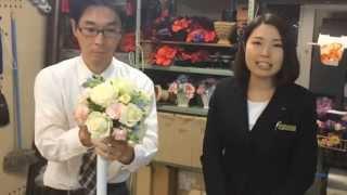 「【第5回】ラウンドブーケを制作中のフラワーコーディネーターを直撃取材」の画像|八王子ホテルニューグランド婚礼ブログ
