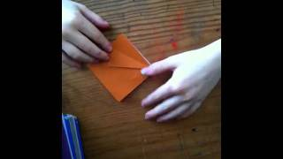 How To Make An Origami Carrier Jet