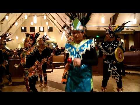 Danza Azteca, IHM 2019 12 12