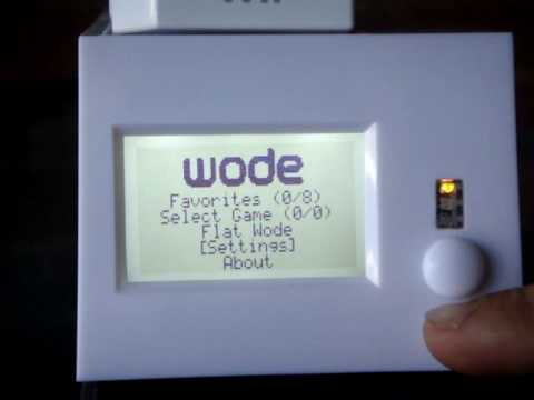 WODE JukeBox Wii modchip installation video Part 2 of 2