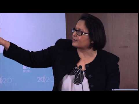 Side Event - Pratibha Thaker on Exploring Resilience through the Global Food Security Index