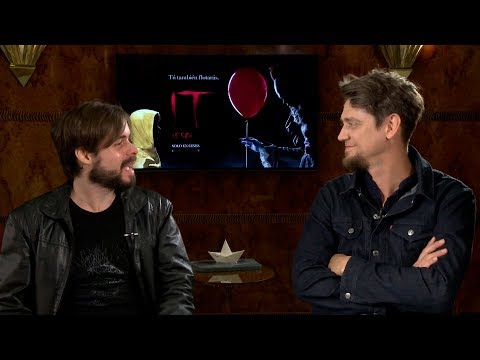 Dross charla con Andy Muschietti ~ Director de IT