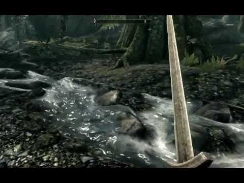 THE ELDER SCROLLS: SKYRIM DX10 GRAPHICS