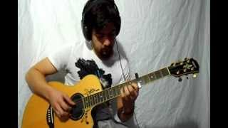 Angelos - The Last of the Mohicans Guitar