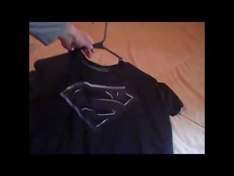 Under Armour Alter Ego Compression Shirt (Superman) Review