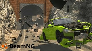 BeamNG. Drive: High Speed Crashes (Taking Crash Requests)