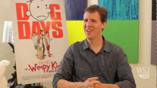 Diary of a Wimpy Kid: Dog Days - 'Diary of a Wimpy Kid' Author Jeff Kinney on 'Dog Days' Movie