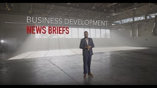 President's Message: Business Development News Briefs
