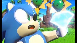 Sonic Lego Dimensions - ALL CUTSCENES (FULL HD)