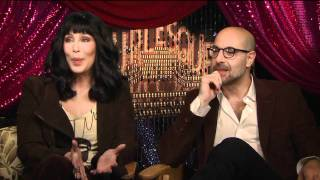 SEX WITH CHER ... IN TWO MINUTES (Burlesque Promo)