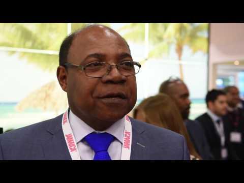 WTM 2016: Edmond Bartlett, minister of tourism, Jamaica
