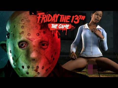 Friday The 13th: The Game JASON LIVES TO KILL 'EM ALL #SupportSmallYouTubers