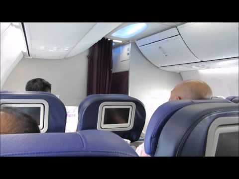 MALAYSIA AIRLINES FLIGHT MH605 BUSINESS CLASS KUALA LUMPUR TO SINGAPORE APRIL 2015