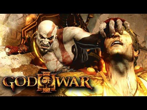 God Of War 3 Chaos - Aviso desabafo & Helios (10) video