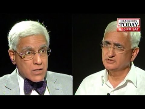 Nothing But The Truth with Salman Khurshid on Modi's foreign policy